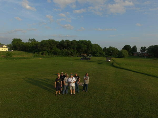 Photo taken by Joes Quad Copter.